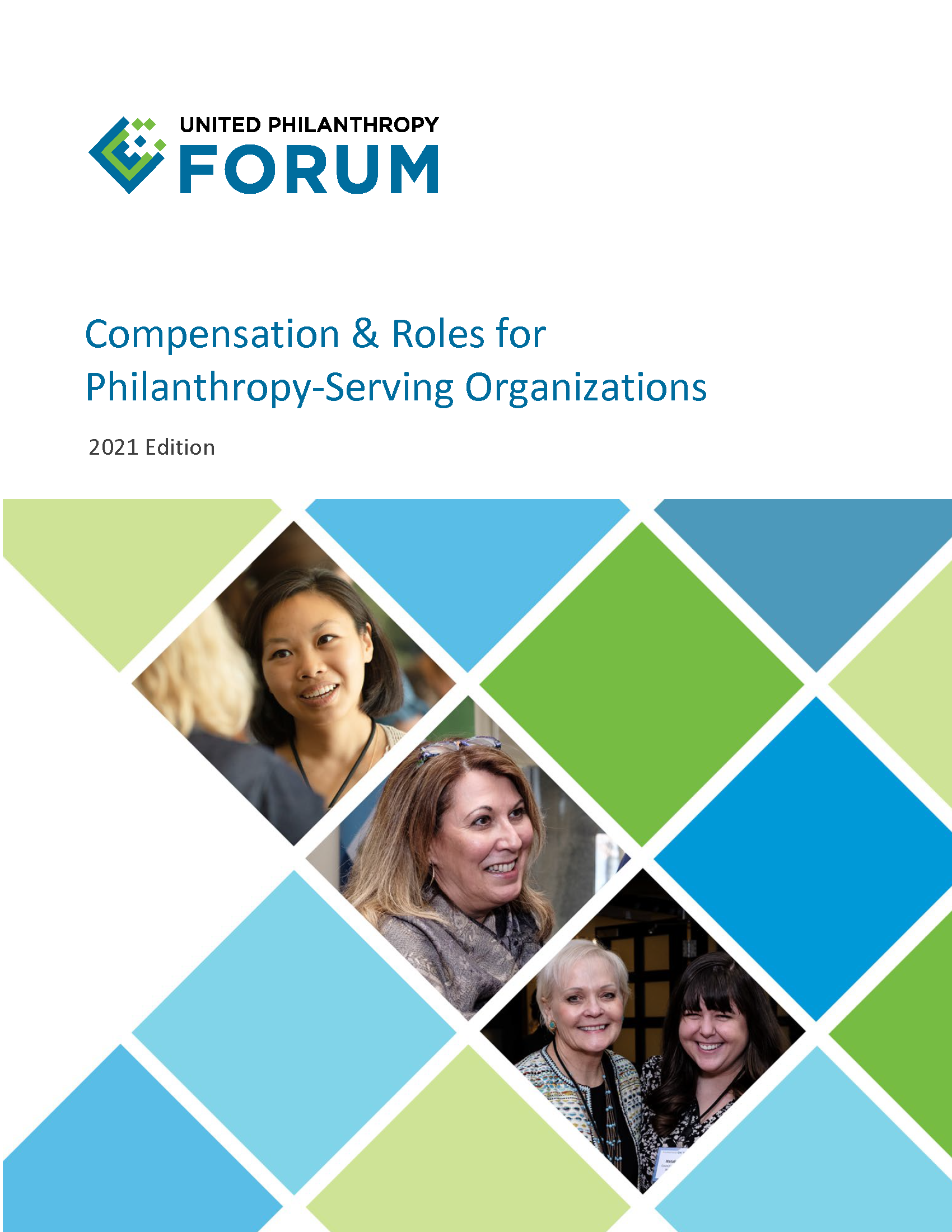 2021 Compensation and Benefits for Philanthropy-Serving Organizations: 2021 Edition