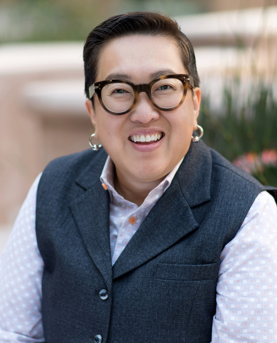 Alice Y. Hom, Director of Equity and Social Justice at Northern California Grantmakers