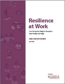 Resilience at Work Report