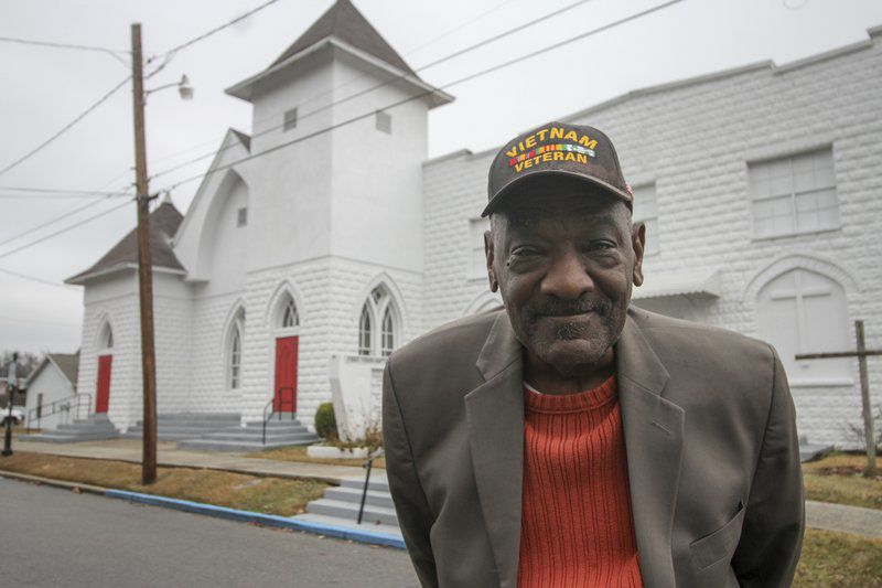 Civil rights activist Roscoe Jones, who was supposed to be with James Chaney, Andrew Goodman and Michael Schwerner when they visited Philadelphia, MS in 1964.