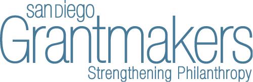 San Diego Grantmakers Logo
