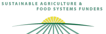 Sustainable Agriculture and Food Systems Funders