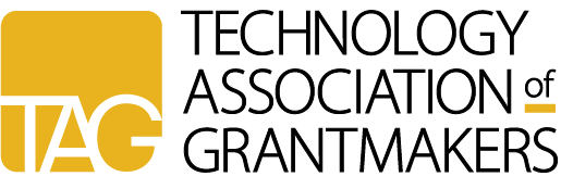 Technology Association of Grantmakers Logo