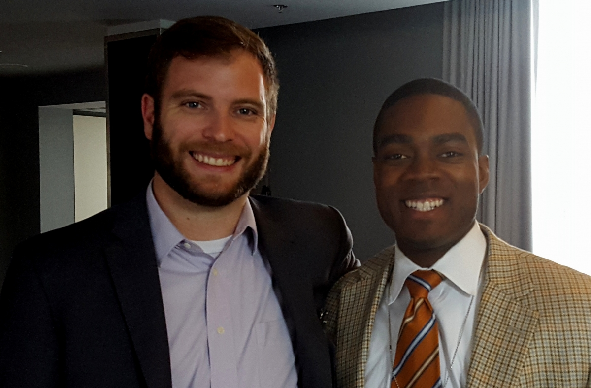 Will Kauffman and Christopher Johnson present at EPIP 2015 Annual Conference in New Orleans.