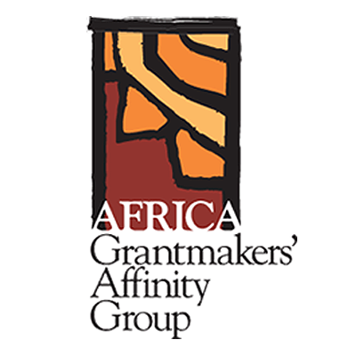 Africa Grantmakers' Affinity Group Logo