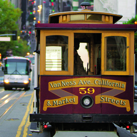 San Francisco- Cable Cars