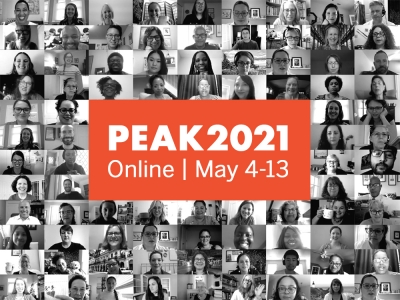 PEAK2020 Online | May 4-13, 2021