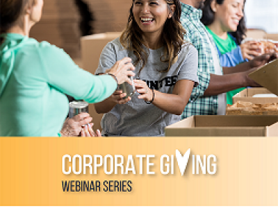 2018 Corporate Giving Webinar Series