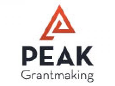 peak grantmaking vertical logo