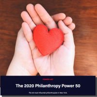 The 2020 Philanthropy Power 50