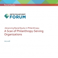 Racial Equity Scan Cover